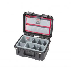 SKB iSeries 3i-1309-6 Case w/Think Tank Designed Dividers and Lid Organizer
