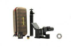 IDOLCAM+Wide Angle Len+Fisheye Lens+Beauty Light+Protective Hard Case+Selfie Stick+Battery+USB