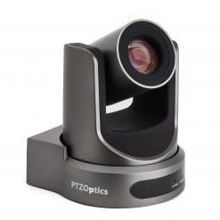 PTZOptics 20X-NDI Broadcast and Conference Camera (Gray)