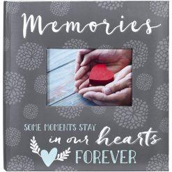 Malden (4 Pc) 2-Up 4X6 Memories , Holds 160 Photos (7100-26)