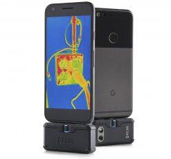 FLIR ONE PRO for Android USB-C w/MSX 160 x 120 Resolution/9Hz (FLIR ONE PRO-USB-C)