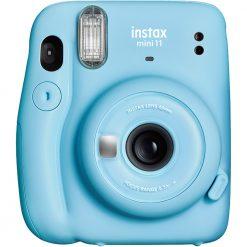 Fujifilm Instax Mini 11 Instant Camera - Sky Blue (16654762)