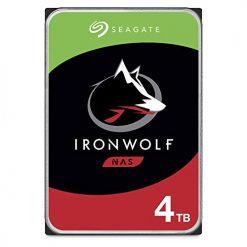 Seagate 4TB IRONWOLF Internal Hard Drive