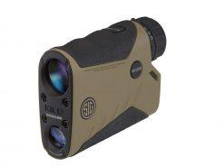 Sig Sauer KILO2400ABS 7X25mm Digital Ballistic Monocular Laser Rangefinder - FDE