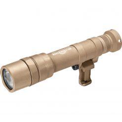 SureFire Dual Fuel Scout Light Pro Weapon Light with Z68 Tailcap, 1500 Lumens, Tan