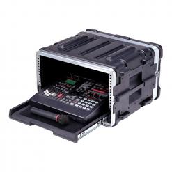 SKB-VS1 Hook-and-Loop Fastener Shelf (2 RU)