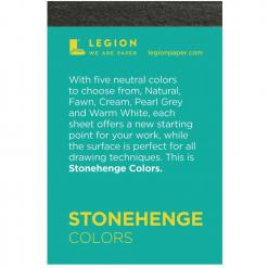 Stonehenge Colors Pads 2.5x3.75.75