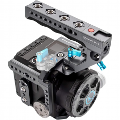 Kondor Blue Z Cam Cage E2 Flagship Cage (S6 F6 F8) - With Top Handle (Space Gray)