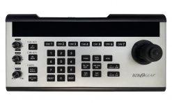 BZBGEAR Professional IP/RS232/422/RS485 Controller Joystick (Gen2)