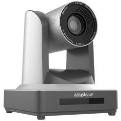 BZBGEAR PTZ 20X Zoom Full HD HDMI/SDI Live Streaming Camera with POE, Gray