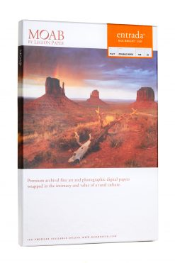 Moab Papers Entrada Rag Bright 190 11 x 17 [25 sheets]