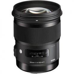 Sigma 50mm F1.4 ART DG HSM Lens for Nikon