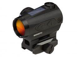 Sig Sauer ROMEO4T 1X20mm Red Dot Sight, Ballistic Circle Dot - Black