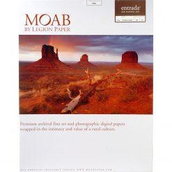 Moab Papers Entrada Rag Natural 300 17 x 22 [25 sheets]