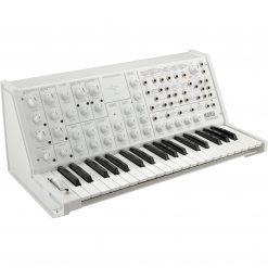 Korg MS-20 FS Monophonic Analog Synthesizer (White)