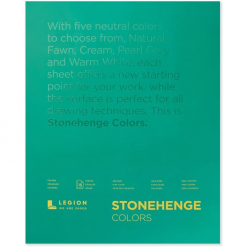 Stonehenge Colors Pads 11x14 15 Sheets