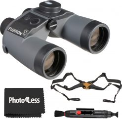 Fujifilm Mariner™ 7x50 WPC-XL Binoculars + Harness + Cleaning Pen + Cloth