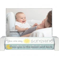 Malden 4x6 Baby Spin Quotes Photo Frame, 4 pcs.