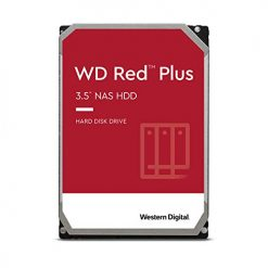 Western Digital 3TB WD Red Plus NAS Internal Hard Drive HDD