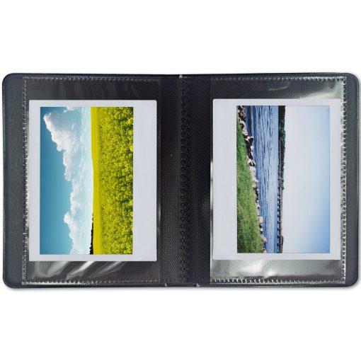 Polaroid Round Frame Color Film for 600 + Black & White Film for 600 + Album
