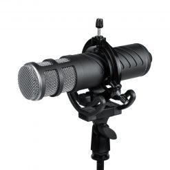 Gator Deluxe Universal Shockmount for 18-55mm Studio Condenser Microphones