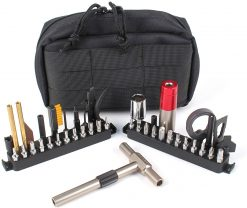 Fix It Sticks The Works Gun Maintenance Kit - Includes All-in-One Torque Driver and T-Way Wrench