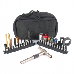 Fix It Sticks The Works Gun Maintenance Kit - Includes 4 Torque Limiters and T-Way Wrench