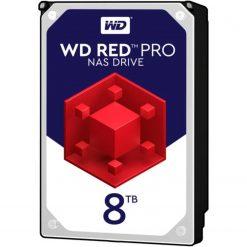 """WD 8TB Red Pro 7200 rpm SATA III 3.5"""" Internal NAS HDD (OEM)"""