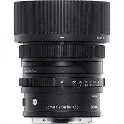 Sigma 35mm f/2 DG DN Contemporary Lens for Sony E