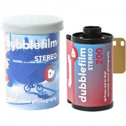 Dubblefilm Stereo ISO 200, 36 Exposures