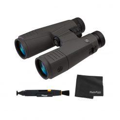 Sig Sauer ZULU9 11X45mm HDX Close Bridge Binocular - Graphite + Lens Cleaning Pen and Cloth