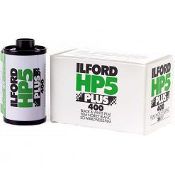 Illford HP5 Plus Black and White Print Film 35mm 24 Exposures