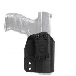 Kaos Concealment Fusion 2.0 Kydex Holster for Walther PPQ M1/M2 - Black