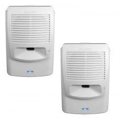 Algo 8180 IP Paging and SIP Loud Ringer Audio Alerter, 2 Pack