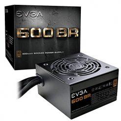 EVGA 600 BR, 80+ Bronze 600W, 3 Year Warranty, Power Supply 100- BR-0600-K1