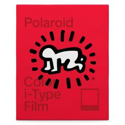 Polaroid Color Film for i-Type - Keith Haring Edition